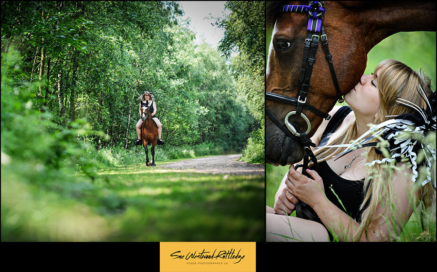 horse photographer Emma & Kavannagh 2