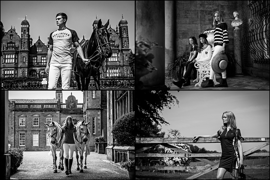 Horse photographer uk polo shoot